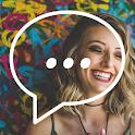 SMS de Blagues en Français - Carte Virtuelle MMS icon