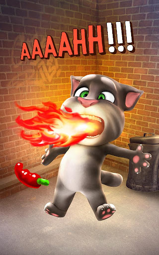 Talking Tom Cat screenshot 9
