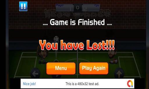Head Soccer 2020 android2mod screenshots 2