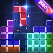 Glow Puzzle Block - Classic Puzzle Game