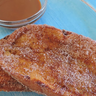 Churro French Toast.