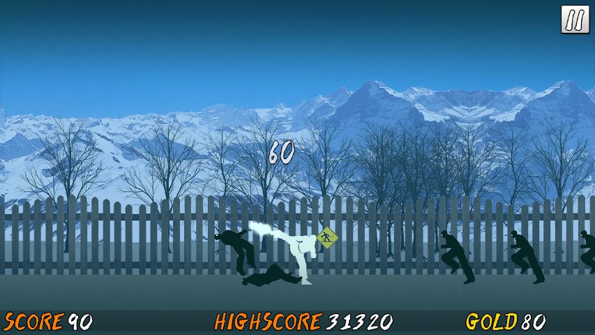 android Taekwon Hero Screenshot 2