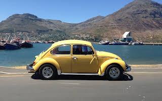 Volkswagen Beetle 1972 Rent Western Cape