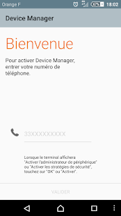 Download Device Manager | Orange MEA For PC Windows and Mac apk screenshot 1