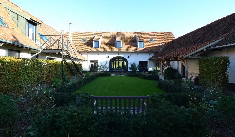 Maison avec piscine et terrasse Lille