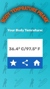 Body Temprature - náhled