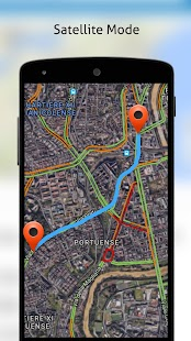 MAPS, GPS, Navigation & Route Finder - náhled