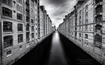 Photo: Speicherstadt bw ©http://markuslandsmann.zenfolio.com  #PlusOneCollectionIII