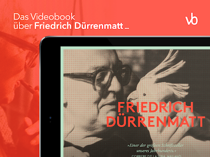 Friedrich Dürrenmatt- screenshot thumbnail
