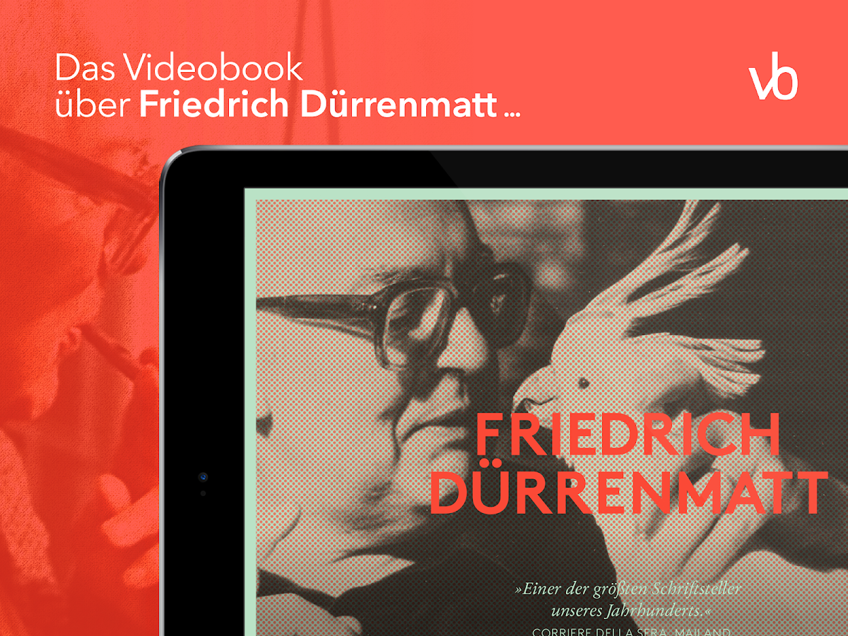 Friedrich Dürrenmatt- screenshot