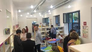 La zona infantil es de las más visitadas junto a las salas de estudio de 24 horas.