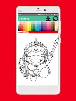 Mewarnai Buku Doraemon Apk 1 0 Aplikasi Pendidikan Gratis Untuk
