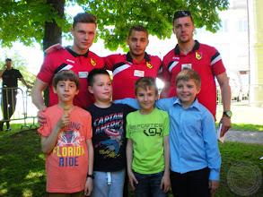 Photo: Spotkanie z Prezydentem Białegostoku - klasa 2b