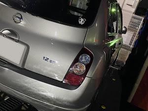 マーチ AK12のカスタム事例画像 あっくん☆12srさんの2020年12月04日07:02の投稿
