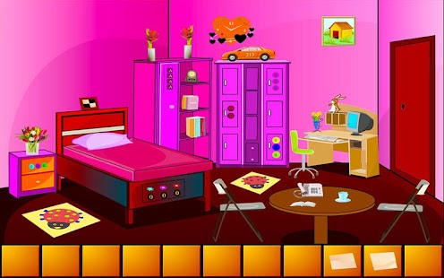 Escape Pink Room- screenshot thumbnail