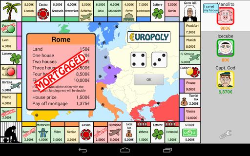 Europoly 1.2.1 Screenshots 17