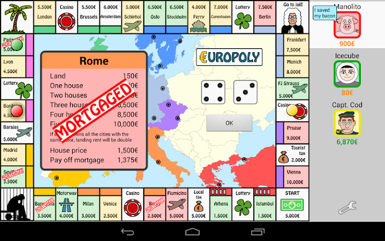 android Europoly Screenshot 16
