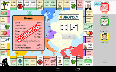 Europoly 1.0.4 screenshot 341069