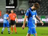 KAA Gent-speler Giorgi Chakvetadze enkele weken buiten strijd