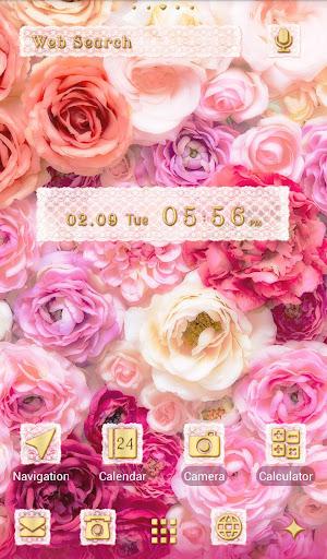 Rose Theme-Carpet of Flowers- 1.0.0 Windows u7528 5