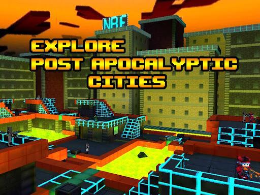 Rescue Robots Sniper Survival screenshots 13