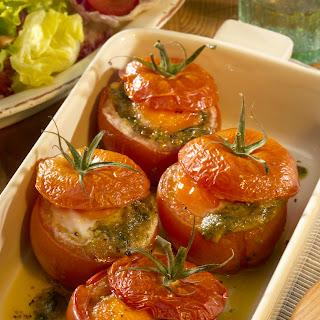 Uova in pomodori (Eier in Tomaten)