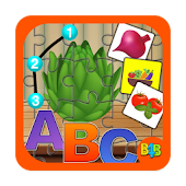 Vegetables Puzzles for Kids