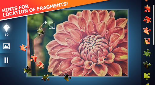 Unlimited Puzzles - free jigsaw for kids and adult filehippodl screenshot 2