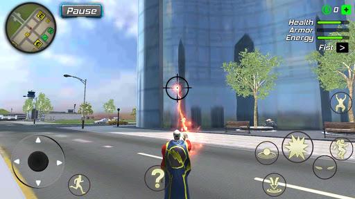 Amazing Powerhero : New York Gangster 1.0.5 screenshots 2