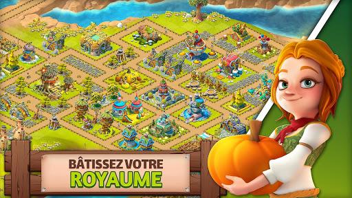 Télécharger Fantasy Forge : Monde des Anciens Empires APK MOD (Astuce) screenshots 1