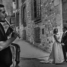 Wedding photographer Santi Garcia rodriguez (santigarciar). Photo of 16.02.2017