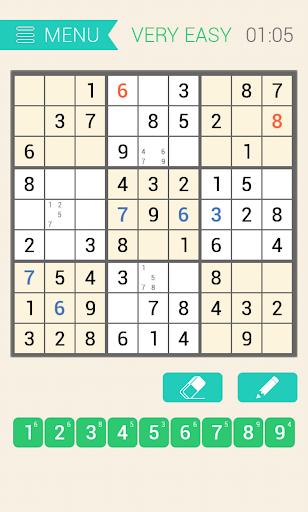 u2747ufe0f Sudoku free - Classic puzzle Sudoku game 3.8.0 screenshots 3