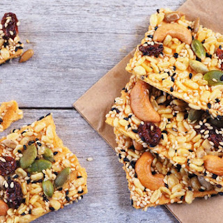 Sesame Seed Snack Bar Recipes