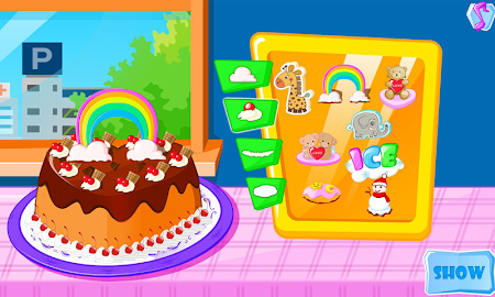 Cooking Ice cream cake mania 2.0.2 screenshot 683146
