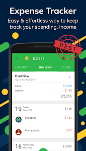 Money Lover: Money Manager, Budget Expense Tracker 3.8.82.2019031505 (Premium)