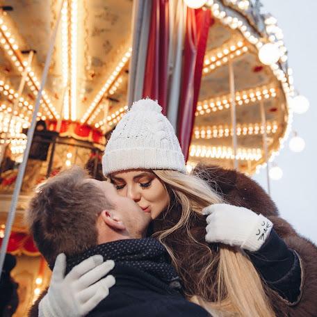 Wedding photographer Anna Cygankova (anny-foto). Photo of 15.01.2018