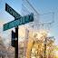 Ice Molting by Jesse Roberts - City,  Street & Park  Street Scenes ( #icestorm, #winter, #winterart, #ice, #molting )
