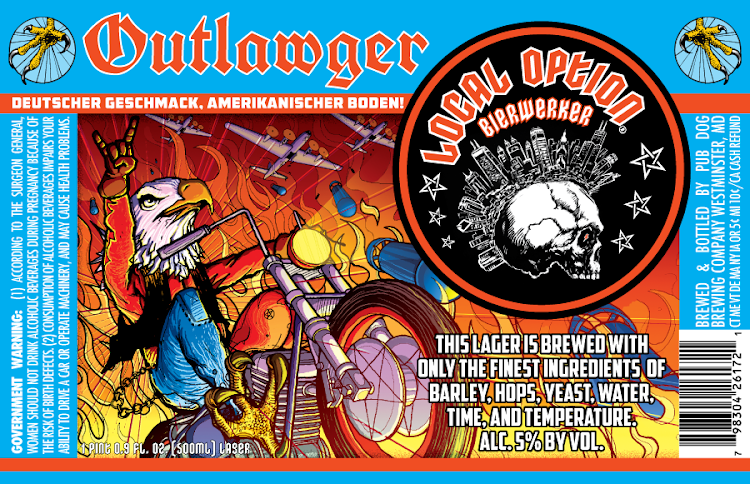 Logo of Local Option Outlawger