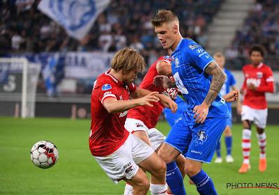 Officiel : La Gantoise prête Eric Smith à IFK Norrköping