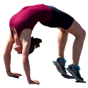 Yoga for Back Strengthening icon