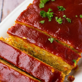 Vegan Meatloaf (with Chickpeas).