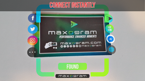 Maxogram- screenshot thumbnail