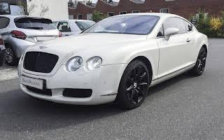 Bentley Continental Gt Rent København