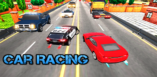 Start your racer car and become a crazy driver on fast highway.