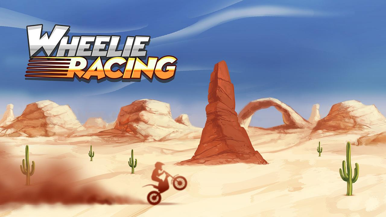 Wheelie Racing- screenshot