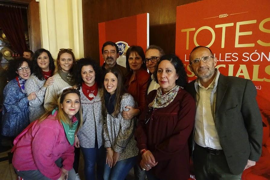La Alcaldesa de Quart de Poblet, Carmen Martínez, ha visitado el Balcón de Amstel en el Ateneu