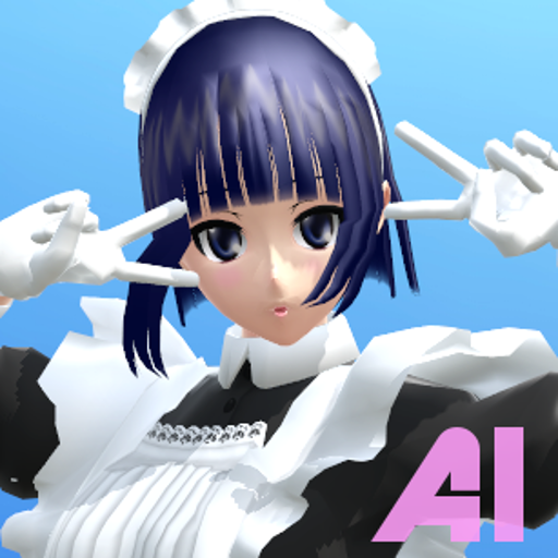 ANIME ASSISTANT 3D AI MAID LIME