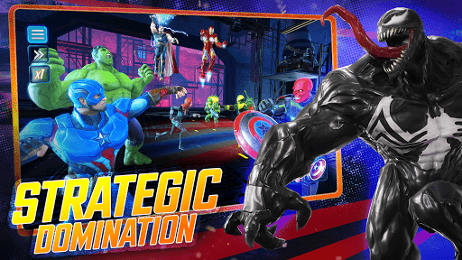 MARVEL Strike Force - Squad RPG  screenshots 3