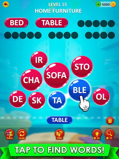 Word Game 2020 - Word Connect Puzzle Game apkdebit screenshots 12