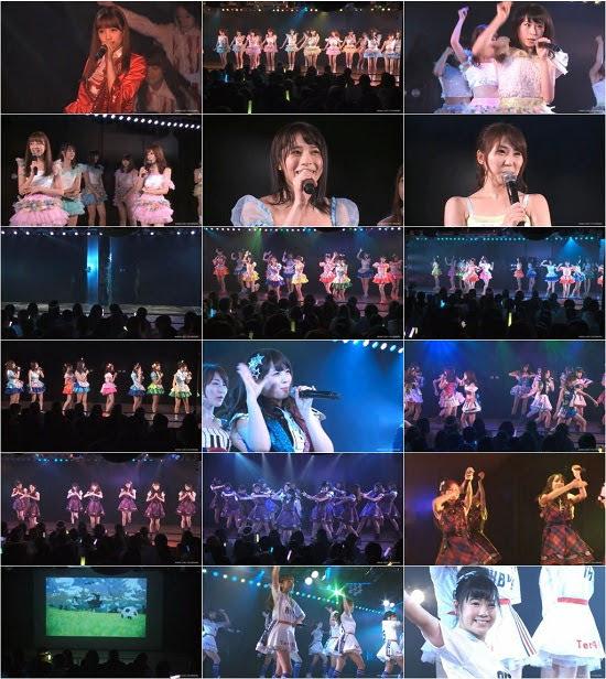 (LIVE)(公演) AKB48 岩本輝雄 「青春はまだ終わらない」 公演 150925